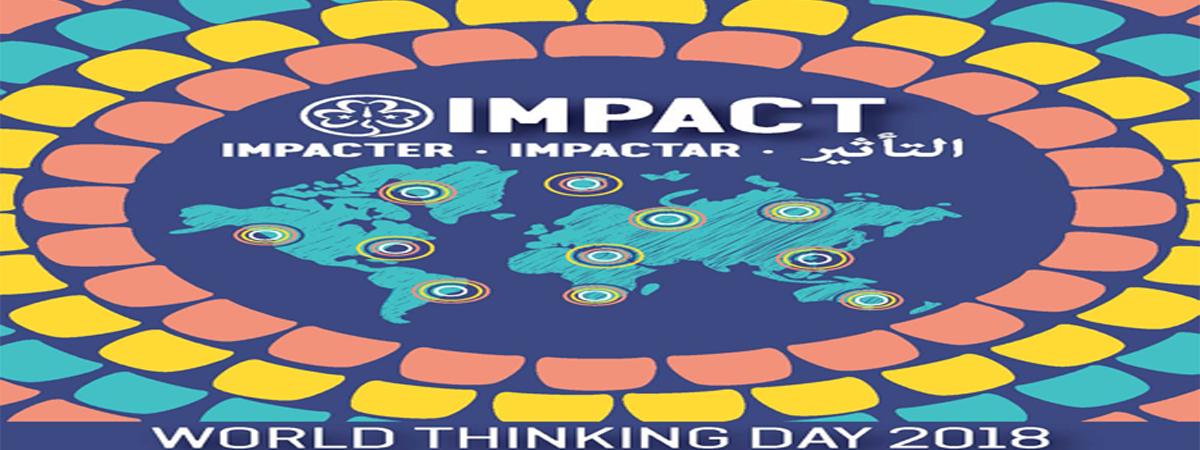Thinking Day 2018-Impact