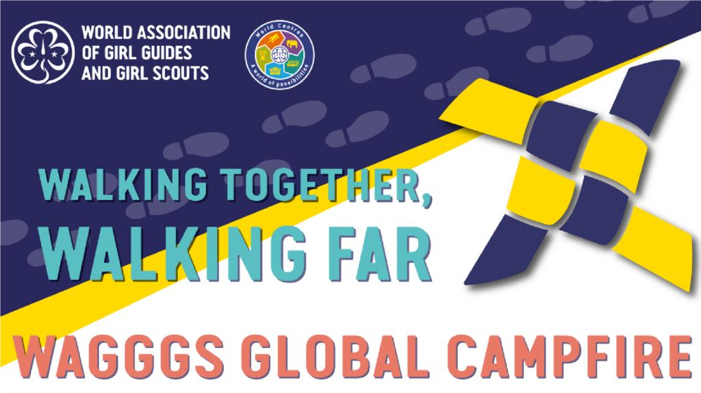ขอเชิญสมาชิกผู้บำเพ็ญประโยชน์เข้าร่วมงาน Global Campfire ประจำปี 2021 ระดับนานาชาติ